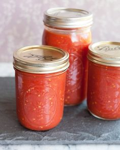 How To Make Basic Tomato Sauce with Fresh Tomatoes  Cooking Lessons from The Kitchn
