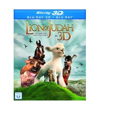 Check out my movie review for the Lion of Judah!