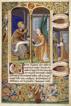 Biblioteca Digital Hispánica - 011-Libro de horas de Carlos VIII Rey de Francia - 1401-1500