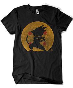 72f7bc7775 Camisetas La Colmena 2202-Parodie Bola Abuelo -Dragon Ball - Goku T-Shirt