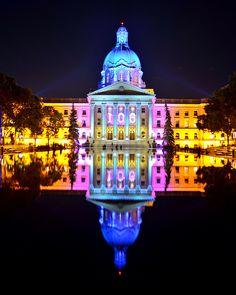 Alberta Legislature 5:4 by bulliver, via Flickr