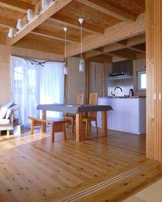 広島市西区H様邸:ダイニング・キッチン