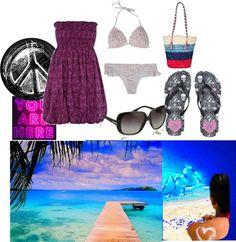"""Playa"" by jeniferadriana-1 on Polyvore"