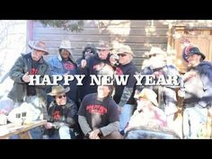 Happy New Year from the BBQ Pit Boys