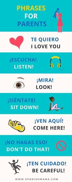 Common Spanish Verbs & Words You Need to Know - SPANISH MAMA