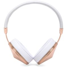 FRENDS Taylor Headphones (645 BRL) ❤ liked on Polyvore featuring accessories, fillers, tech, headphones and electronics
