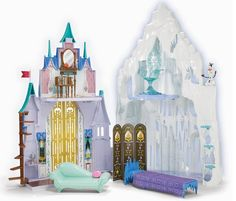 Best Prices on Disney Frozen Toys | Princess Elsa Doll, Ice Castle, and More!
