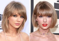 See the New Celebrity Hair Makeovers of 2016 - Taylor Swift from InStyle.com