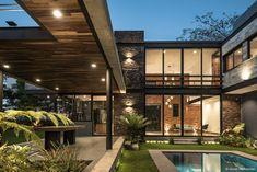 Photo 25 of 32 in Casa Kalyvas by Taller de Arquitectura - Dwell Dream Home Design, Modern House Design, Modern Contemporary House, Midcentury Modern, Modern Luxury, Villa, Modern Architecture House, Architecture Design, Future House