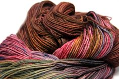 vlna merino BIO - LES NA JESEŇ - Hand Dyed Yarn - Fingering - ručne farbená vlna na pletenie :: eshop.vlna-art.sk Hand Dyed Yarn, Yarns, Dreadlocks, Hair Styles, Beauty, Fashion, Hair Plait Styles, Moda, Fashion Styles