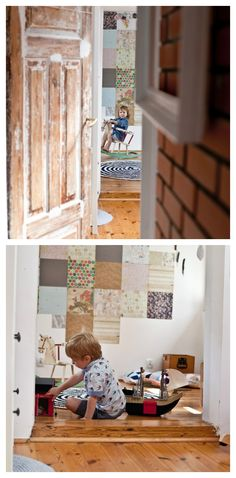 Cheerful house with kids -Petit & Small