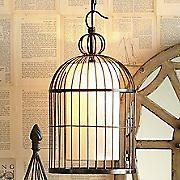 Swag Lamp Bedelia Birdcage  wards.com