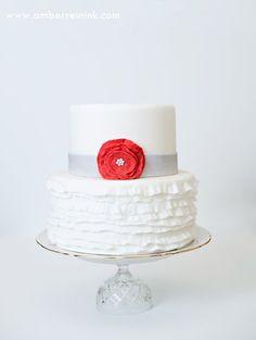 Bridal Shower Cake Ideas Wedding Cakes Photos on WeddingWire