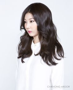 Rainy Bold Wave 레이니 볼드 웨이브 Hair Style by Chahong Ardor