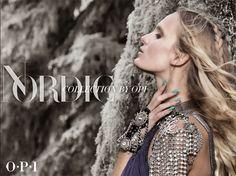 Brilhos da Moda: Nordic Collection da OPI