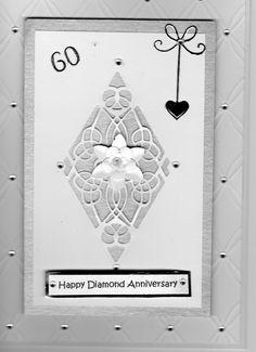 Diamond Anniversary, Tonic die to get he diamond.