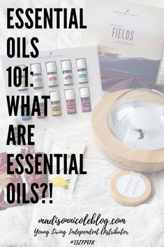 What ARE Essential Oils?! Check out this Essential Oil 101 post to learn all about Young Living's Essential Oils and why you needed them in your life, like yesterday!