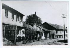 "Beograd - 1900-tih - Skadarlija - kafana ""Tri šešira"""
