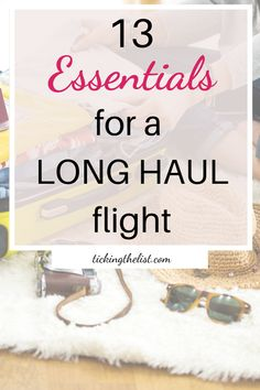 Best Luggage, Luggage Sets, Have A Good Flight, Ultimate Packing List, Vacation Packing, Long Haul, Travel Abroad, Travel Essentials, Daisy