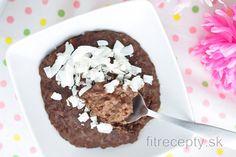 Fitness raňajky s vysokým obsahom bielkovín Quinoa, Stevia, Smoothie, Tofu, Cereal, Paleo, Food And Drink, Pudding, Tasty