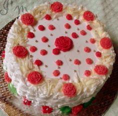 Renita's Birthday cake