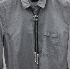 Find More Ties & Handkerchiefs Information about Original design  owl head shape stainless steel bolo tie niche accessory for male and female free shipping,High Quality ties and accessories,China accessories sony Suppliers, Cheap tie silk from MJ fashion on Aliexpress.com