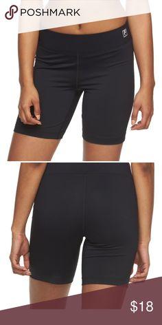 FILA sport black shorts, size S, NWT FILA sport black shorts, size S, NWT, never worn, originally $30, mid rise Fila Shorts