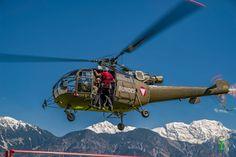 Bezirks Hubschrauberübung Aldrans