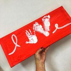 inspiração para quem ama uma mãozinha e um pezinho  #materniarte #maplebear #maplebearklabin Instagram, Gods Princess, Craft Projects, Being A Mom, Father's Day