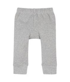 Pantalone Grigio in cotone biologico