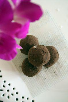 Armagnac Truffles | Sweets&Desserts | Pinterest | Truffles, Recipes ...
