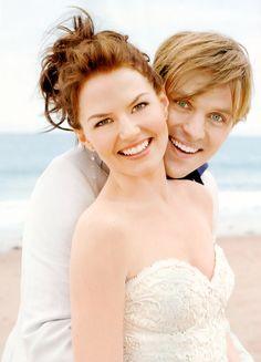 Jesse Spencer & Jennifer Morrison
