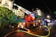 #Feuer in ehemaligem Hotel Frau stirbt bei Brand in Königswinter