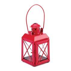 Railway Candle Lamps