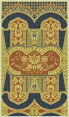 Cross Stitching, Cross Stitch Embroidery, Cross Stitch Patterns, Chart Design, Diy Projects To Try, Floor Rugs, Flower Patterns, Needlepoint, Needlework