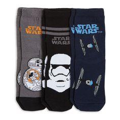 Päivästä saa vähän paremman, kun jaloissa on Star Warsin stormtroopersit tai droidit.