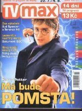 HARRY POTTER BUD SPENCER TERENCE HILL Magazine