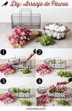 centro de mesa para páscoa, decoração páscoa, decoração ovos e flores, tablescape inspiration, eggs decor, easter decor