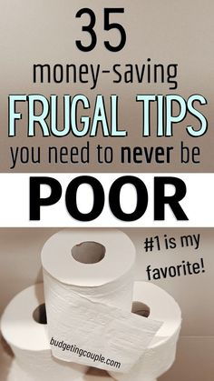 Your guide to a frugal lifestyle! It's no secret on how to save money. You simply have to spend less than you earn. Except that isn't so simple. This beginner guide will help you discover easier ways to keep your income over your expenses! Budgeting Couple | Budgeting Couple Blog | BudgetingCouple.com Making A Budget, Create A Budget, Frugal Living Tips, Frugal Tips, Make Money Now, Make Money From Home, Best Money Saving Tips, Saving Money, Best Budgeting Tools
