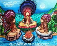 50,000 years ago, women gathered around campfires to decide the key issues in their lives. Today, women's groups everywhere are discovering a new form of this ancient ritual for communication, mutual support, teamwork, and social change.
