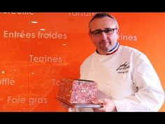 Pascal Joly Champion de France du Fromage de Tête 2014 Champions, Joly, Chef Jackets, France, Meat, Butcher Shop, Catering Business, Head Cheese, French