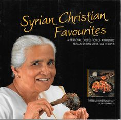 Syrian Christian Favorites A Personal Collection of authentic Kerala Syrian Christian Recipes by TranscaspianUral on Etsy