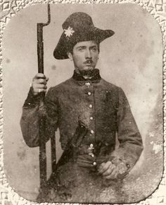 Lone Star Confederates: Hat Pins and Badges Confederate States Of America, America Civil War, American Revolutionary War, War Photography, Civil War Photos, Military Art, Military Uniforms, World War I, Civilization