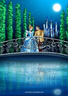 This one took me so long But it was really fun to draw them Here they are, another of our most favorite Disney couples: Cinderel.Cinderella and Prince. Walt Disney, Disney Couples, Disney Love, Disney Magic, Disney Art, Disney Pixar, Disney Stuff, Cartoon Characters, Cinderella Art