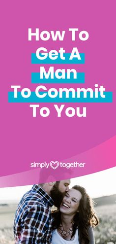 Commitment can be a tricky topic to discuss in a relationship. You might think your partner doesn't want to commit because they're afraid, but the issue is more nuanced than that. Read more here. Getting To Know You, How To Get, Relationship Goals, Relationships, Afraid To Lose You, Crushing On Someone, Actions Speak Louder, Social Media Buttons, Make A Man