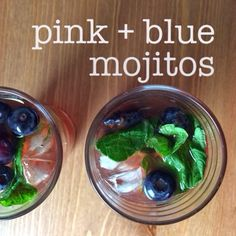 Blackberries, Mojito and Cocktails on Pinterest