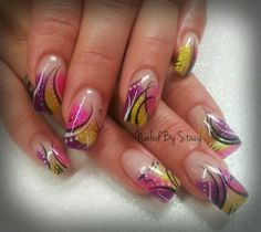NAILS - Fallow me on FB www.facebook.com/HeadRushBoise  And Instagram @ nailedbystacy