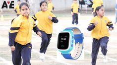 AYE Smart Watch Tracker- BLUE https://goo.gl/uv59y6