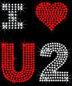 I LOVE U2 U2 Music, Good Music, Great Bands, Cool Bands, U2 Show, U2 Band, Paul Hewson, Irish Rock, Bono U2