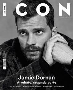 #JamieDornan For Icon Magazine (October 2016 - Spain)   via: ICON - EL PAÍS
